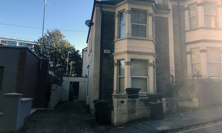 9, Constitution Hill, Bristol, BS8 1DG